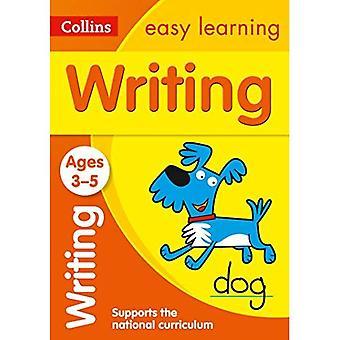 Schreiben von 3-5 Jahre: Neuauflage (Collins leichtes Lernen Vorschule)