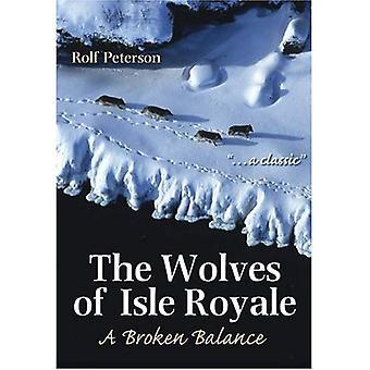 De wolven van Isle Royale: een gebroken evenwicht