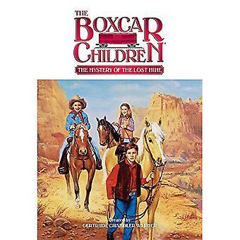 Mysteriet med den försvunna gruvan (Boxcar barn)
