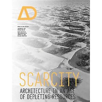 Escassez: Arquitetura em uma época de esgotar os recursos projeto arquitetônico