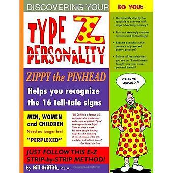 Zippy: Type Z Personality (Zippy (Graphic Novels))