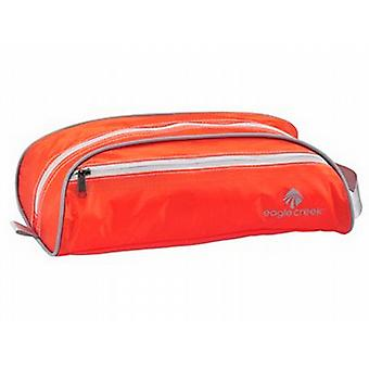 Eagle Creek Pack It Specter Quick Trip Toiletry Bag (Flame Orange)