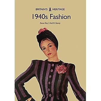 moda w 1940 roku (Britain's Heritage Series)