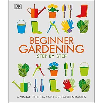 Aloittelija puutarhanhoito askel askeleelta: visuaalinen opas pihan ja puutarhan perusteet
