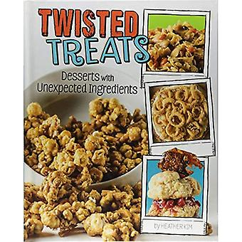 Twisted Treats: Desserts with Unexpected Ingredients (Sassy Sweets)