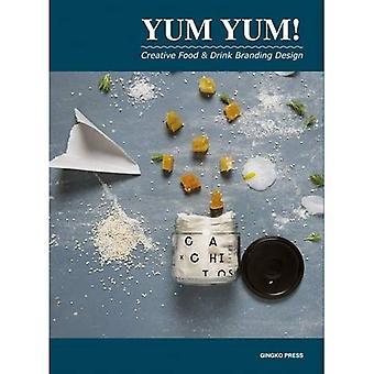 Yum Yum Creative Food Branding Design