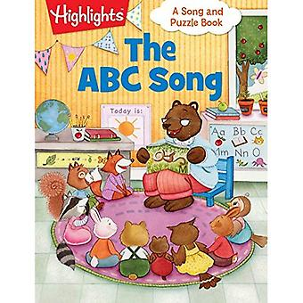 The ABC Song (Song and Puzzle Book series)