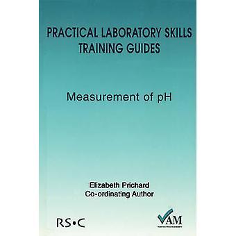 Praktische laboratorium vaardigheden opleiding gidsen meting van de pH door Prichard & Elizabeth