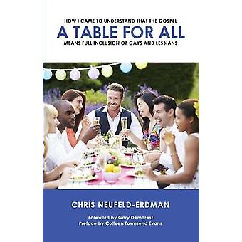 A Table for All by NeufeldErdman & Chris