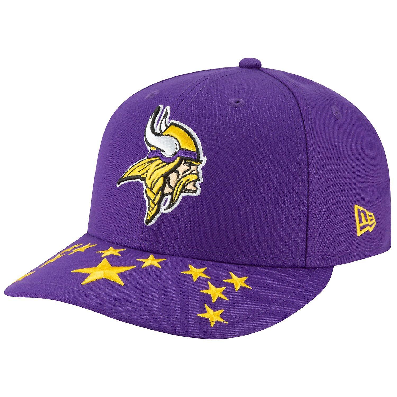 nouveau era 59Fifty casquette - ébauche sur scène Minnesota Vikings LP