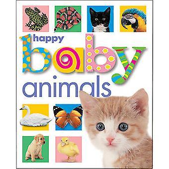 Happy Baby Animals by Jo Douglass - Neville Graham - 9780312490614 Bo