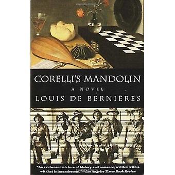 Corelli's Mandolin - A Novel by Louis De Berniaeres - 9780679763970 Bo