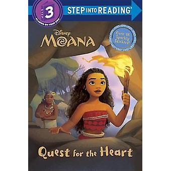 Quest for the Heart (Disney Moana) by Susan Amerikaner - 978073643646