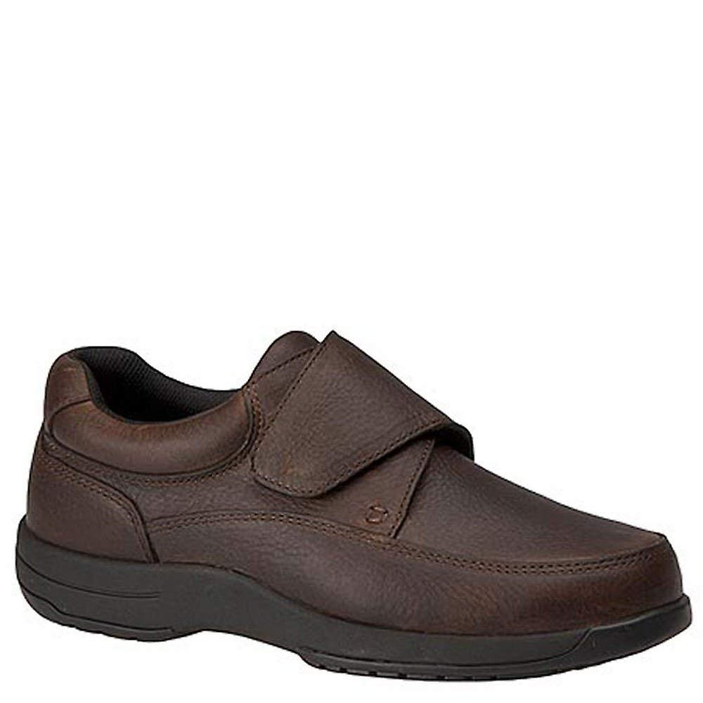 Walkabout Mens Grip chaussure de marche cuir Casual Oxfords