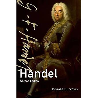 Handel by Donald Burrows - 9780199737369 Book
