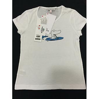 Lacoste Infants Cotton T-Shirt TJ0983-SBH