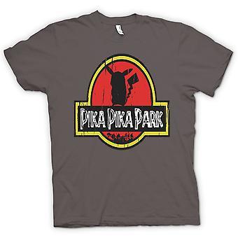 Kids T-shirt - Pika Pika Park - Pokemon Pikachu Inspired