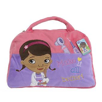 Doc Mcstuffins Cushion To Go (42cm X 25cm)