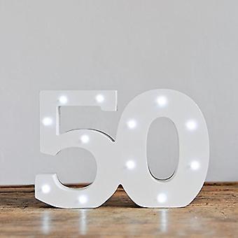 Письмо LED - Yesbox огни письмо № 50