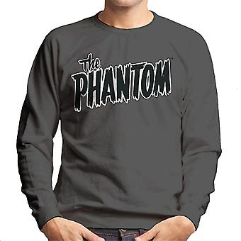 The Phantom Text Logo Men's Sweatshirt