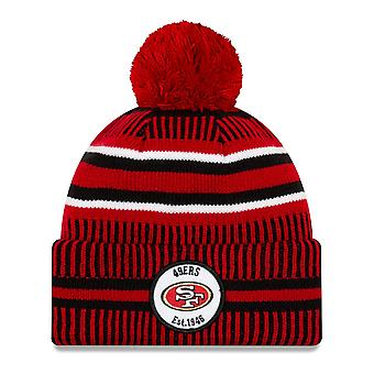 New Era Sideline Bommel Kinder Mütze San Francisco 49ers