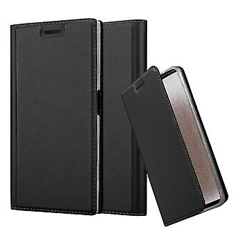 Cadorabo Case for Sony Xperia XZ / XZs Case Cover - Phone Case with Magnetic Closure, Stand Function and Card Case - Case Cover Case Case Case Case Case Book Folding Style