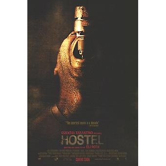 Hostel (Double-Sided Regular Drill) (2005) Original Kino Poster