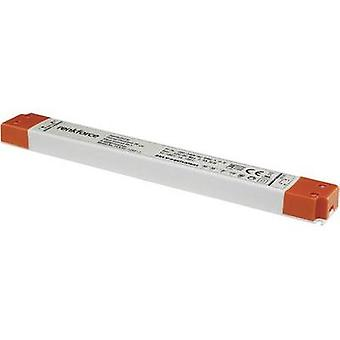 RenkforceLED driver 1217842 White, Orange