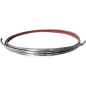 Eufab Eufab 21 mm Chrome Trim (2.4 m) Chrome (glossy)
