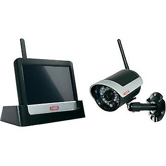 Wireless CCTV system 4-channel incl. 1 camera ABUS TVAC16000A