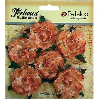 Textured Elements Canvas Rosettes 1.5