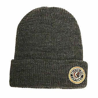 Rival de Brixton Beanie sombrero gris