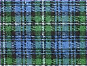 Forbes, Ancient - Pure Wool Tartan