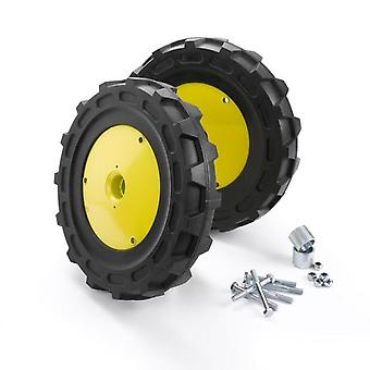 Outils Wolf Paired wheel kit for mower-brushcutters T51B2F, T51K2F, F51 K
