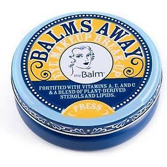 The Balm Balms Away Eye Makeup Remover