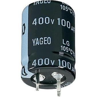Electrolytic capacitor Snap-in 10 mm 1000 µF 200