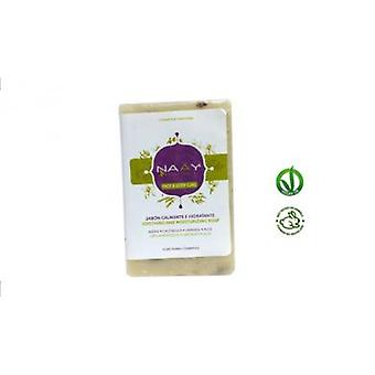 Naay Botanicals Soothing-Hydrating Oatmeal Soap, Calendula and Lavender 100 Gr