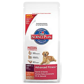 Hill's Science Plan Canine Advanced Fitness Adult Large Breed Lamb & Rice 12kg