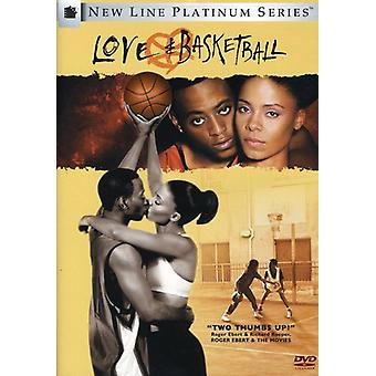Love & Basketball [DVD] USA import