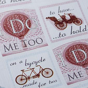 Luck And Luck Birds, Bikes and Balloons Sticker Sheet x35 (Red) Favours Craft