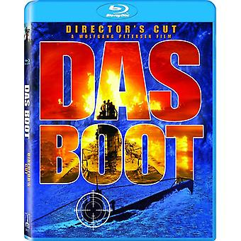 Das Boot: The Director's Cut [Blu-ray] [BLU-RAY] USA import