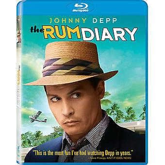 The Rum Diary [Blu-ray] [BLU-RAY] USA import