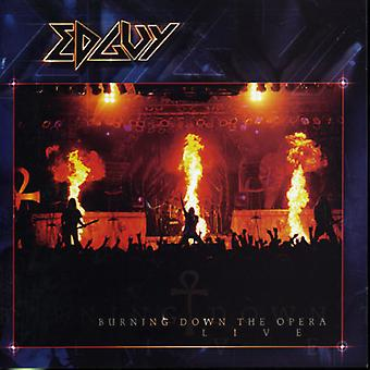 Edguy - Burning Down het [CD] USA import