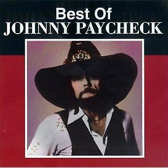 Johnny Paycheck - Johnny Paycheck: Vol. 1-Best of [CD] USA import