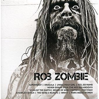 Rob Zombie - importazione USA icona [CD]
