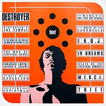 Destroyer - Thief [CD] USA import