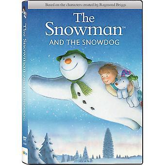 Snemand & Snowdog [DVD] USA importerer