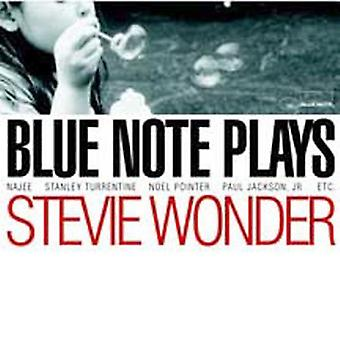 Blue Note Plays Stevie Wonder - Blue Note Plays Stevie Wonder [CD] USA import