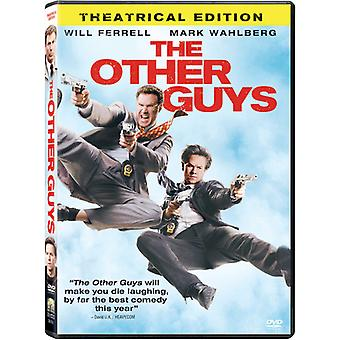 Other Guys [DVD] USA import