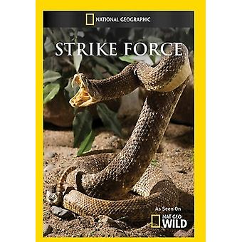 Strike Force [DVD] USA import